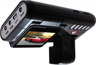 Автомобильный видеорегистратор Видеосвидетель 3402 HD 2CH - общий вид