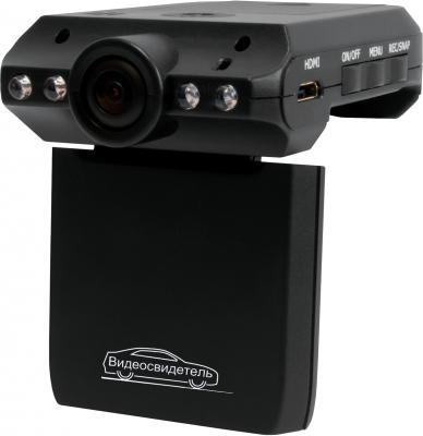 Автомобильный видеорегистратор Видеосвидетель 2 HD i - без крепления
