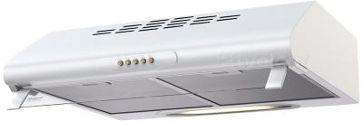 Вытяжка плоская KRONAsteel KAREN 600 (White) - общий вид