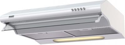 Вытяжка плоская KRONAsteel Kelly 60 (белый, 2 мотора) - общий вид