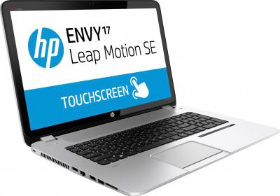 Ноутбук HP ENVY 17-j102sr (F2U36EA) - общий вид