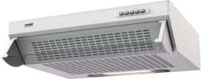 Вытяжка плоская KRONAsteel Lana 600 Push Button (White) - общий вид