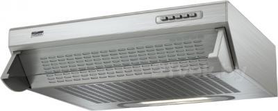 Вытяжка плоская KRONAsteel Lana 500 Push Button (Inox) - общий вид