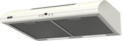 Вытяжка плоская KRONAsteel LUCI 600 3P (White) - общий вид