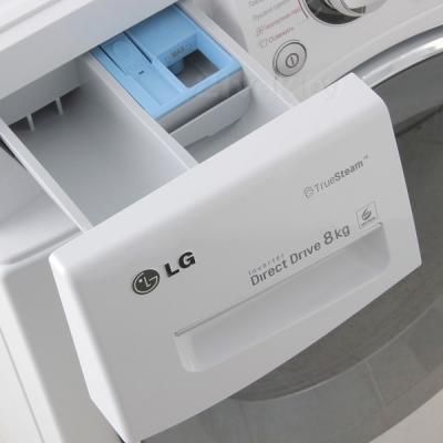 Стиральная машина LG F14B3PDS - загрузочный лоток