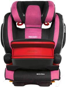 Автокресло Recaro Monza Nova Seatfix IS (розовый) - общий вид