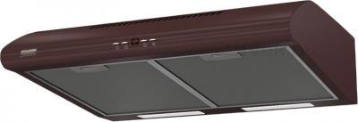 Вытяжка плоская KRONAsteel LUCI 600 3P (Brown) - общий вид