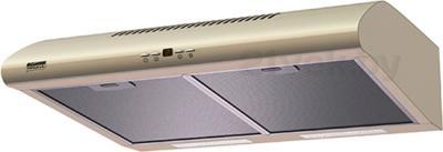 Вытяжка плоская KRONAsteel LUCI 600 3P (Ivory) - общий вид