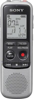 Цифровой диктофон Sony ICD-BX140 - общий вид