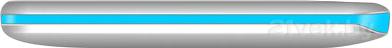 Мобильный телефон Explay Primo 2.4 (White-Blue) - вид сбоку