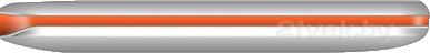 Мобильный телефон Explay Primo 2.4 (White-Orange) - боковая панель