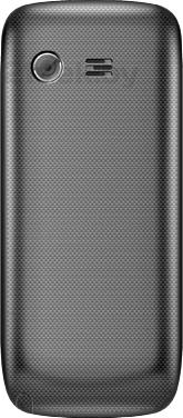 Мобильный телефон Explay TV240 (Black) - задняя панель