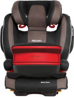 Автокресло Recaro Monza Nova Seatfix IS (мокко) - съемный бампер