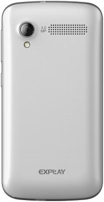 Смартфон Explay Atom (White) - задняя панель