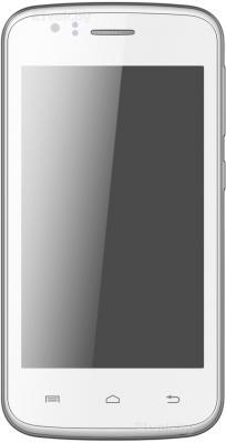 Смартфон Explay Atom (White) - общий вид