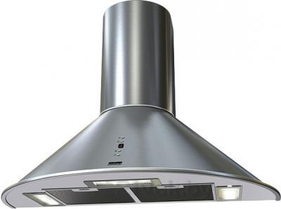 Вытяжка купольная KRONAsteel Diana 90 3P (нержавеющая сталь) - общий вид