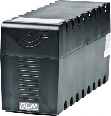 ИБП Powercom Raptor RPT-600A Euro - общий вид