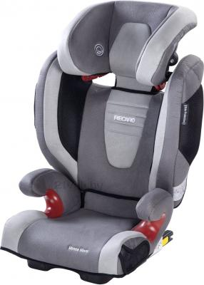 Автокресло Recaro Monza Nova Seatfix IS (серый) - общий вид