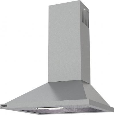 Вытяжка купольная Krona Bella 600 / 00013867 (металлик) - общий вид
