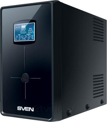 ИБП Sven Power Pro+ 1000 - общий вид