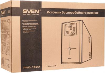 ИБП Sven Power Pro+ 1000