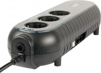 ИБП Powercom WOW-700U - вполоборота