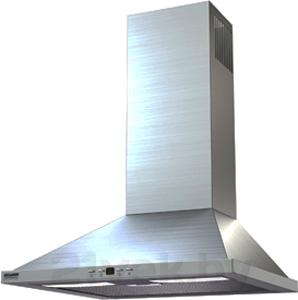 Вытяжка купольная KRONAsteel Bella 50 3P (нержавеющая сталь) - общий вид