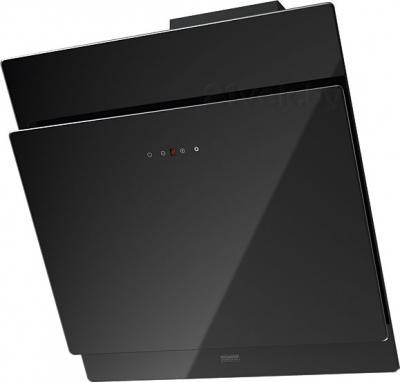 Вытяжка декоративная KRONAsteel Angelica 60 Sensor (черный) - общий вид