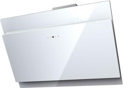 Вытяжка декоративная KRONAsteel Angelica 90 Sensor (белый) - общий вид