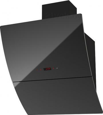 Вытяжка декоративная KRONAsteel Celesta 60 Sensor (черный) - общий вид