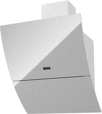 Вытяжка декоративная KRONAsteel Celesta 60 Sensor (белый) - общий вид