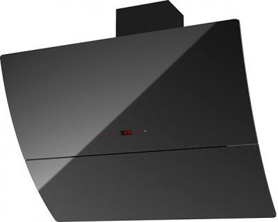Вытяжка декоративная KRONAsteel Celesta 90 Sensor (черный) - общий вид
