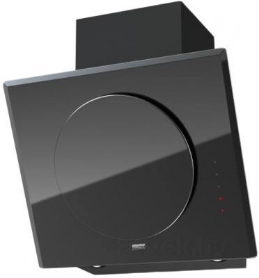 Вытяжка декоративная KRONAsteel Grace 60 3P-S (черный) - общий вид