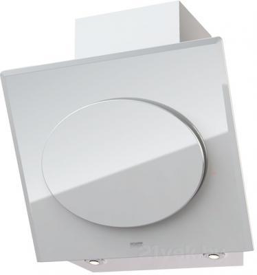 Вытяжка декоративная KRONAsteel Futuro 600 3P-S  (White) - общий вид