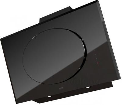 Вытяжка декоративная KRONAsteel Futuro 900 3P-S (Black) - общий вид