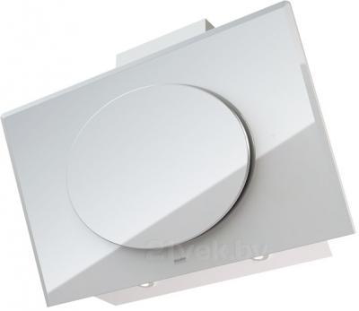 Вытяжка декоративная KRONAsteel Futuro 900 3P-S (White) - общий вид