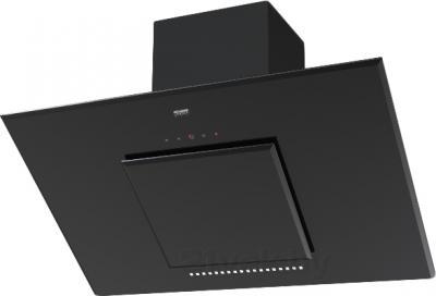 Вытяжка декоративная KRONAsteel Lina 90 4P-S (черный) - общий вид