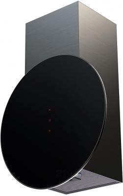 Вытяжка декоративная KRONAsteel Margo 600 4P-S (Black) - общий вид
