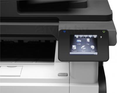 МФУ HP LaserJet Pro 500 MFP M521dw (A8P80A) - дисплей