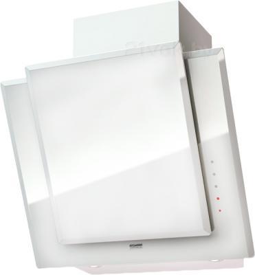 Вытяжка декоративная KRONAsteel Natali 60 3P-S (белый) - общий вид