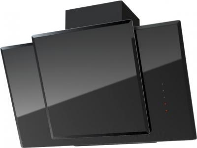 Вытяжка декоративная KRONAsteel Natali 90 3P-S (черный) - общий вид