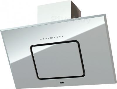 Вытяжка декоративная KRONAsteel Ofelia 90 3P-S (белый) - общий вид