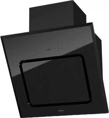 Вытяжка декоративная KRONAsteel Ofelia 60 3P-S (черный) - общий вид