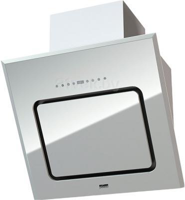 Вытяжка декоративная Krona Ofelia 3P-S 600 / 00015660 (белый) - общий вид