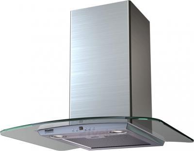 Вытяжка купольная KRONAsteel SCARLETT Slim 5P 600 (Inox Glass) - общий вид