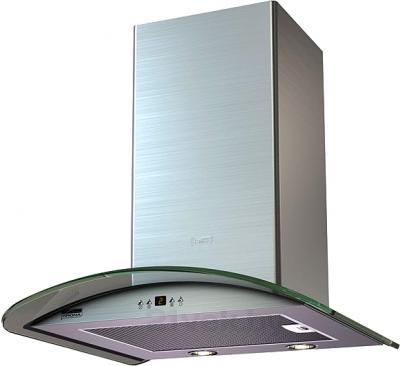Вытяжка купольная KRONAsteel Sharlotta 600 3P (Inox Glass) - общий вид