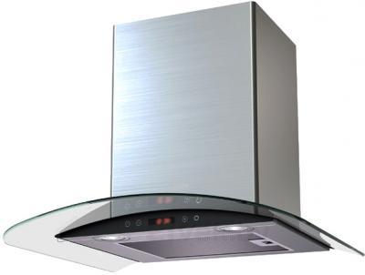 Вытяжка купольная KRONAsteel Sandy 60 Sensor (нержавеющая сталь) - общий вид