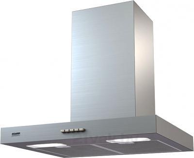 Вытяжка Т-образная KRONAsteel Paola 600 Inox Push Button - общий вид