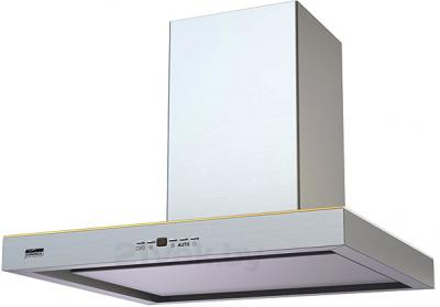 Вытяжка Т-образная KRONAsteel Stella Silent Smart 600 Light Glass 5P - общий вид