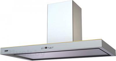 Вытяжка Т-образная KRONAsteel Stella Silent Smart 900 Light Glass 5P - общий вид